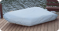 "Inflatable Dinghy Cover - 11'5""-12'4"" X 66"" HotShot Navy"