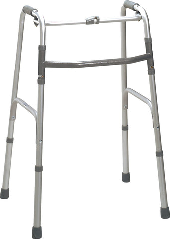 Folding Walker, One-Button