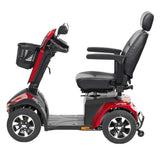 "Panther HD Heavy Duty Power Scooters, 20"" Captain Seat"