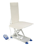 Aquajoy Premier plus Reclining Bath Lift White