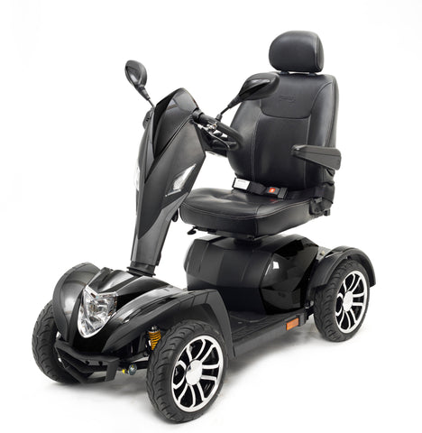 Cobra Gt4 Heavy Duty Scooter, 22""