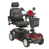 "Ventura Power Mobility Scooter, 4 Wheel, 18"" Captains Seat"