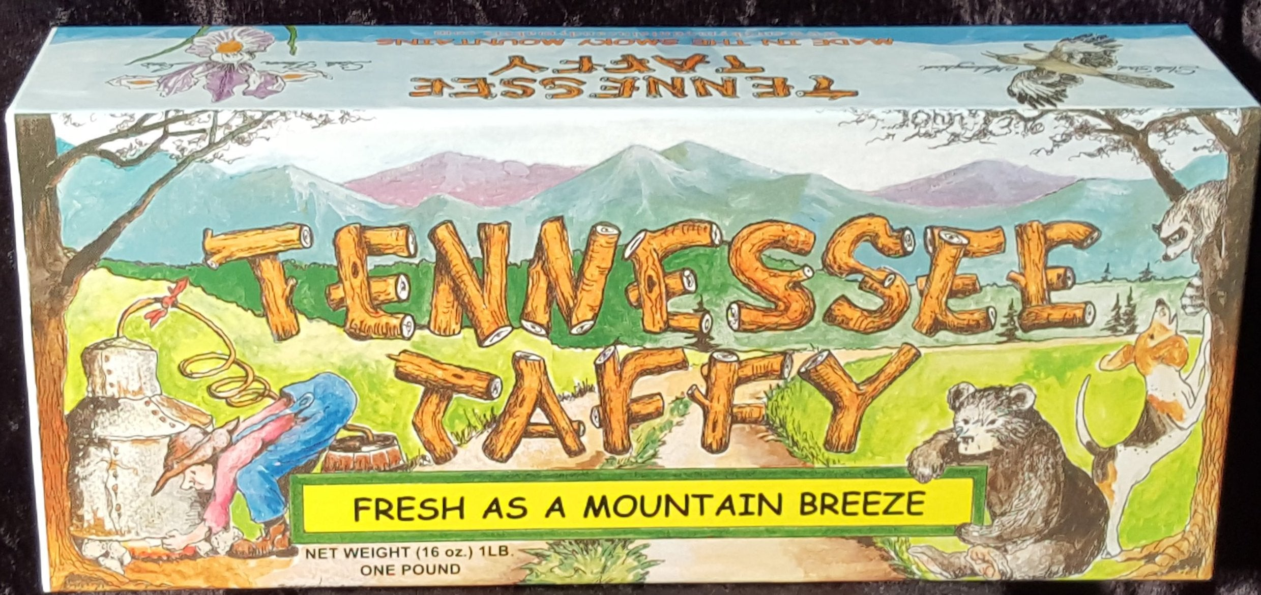 Southern Flavor- Tennessee Taffy