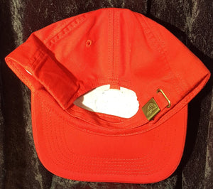 Tri-Star Baseball Hat - Red