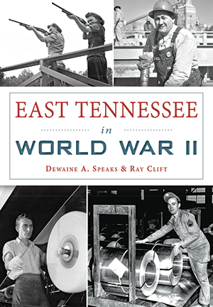 Book-East Tennessee in World War II