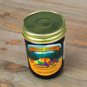 Southern Flavor- Tennessee Harvest Blueberry Jam