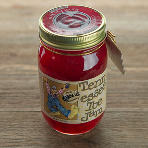 Southern Flavor- Tennessee Toe Jam Strawberry Jam