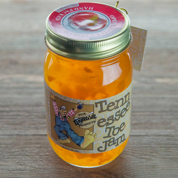 Southern Flavor- Tennessee Toe Jam Peach Jam