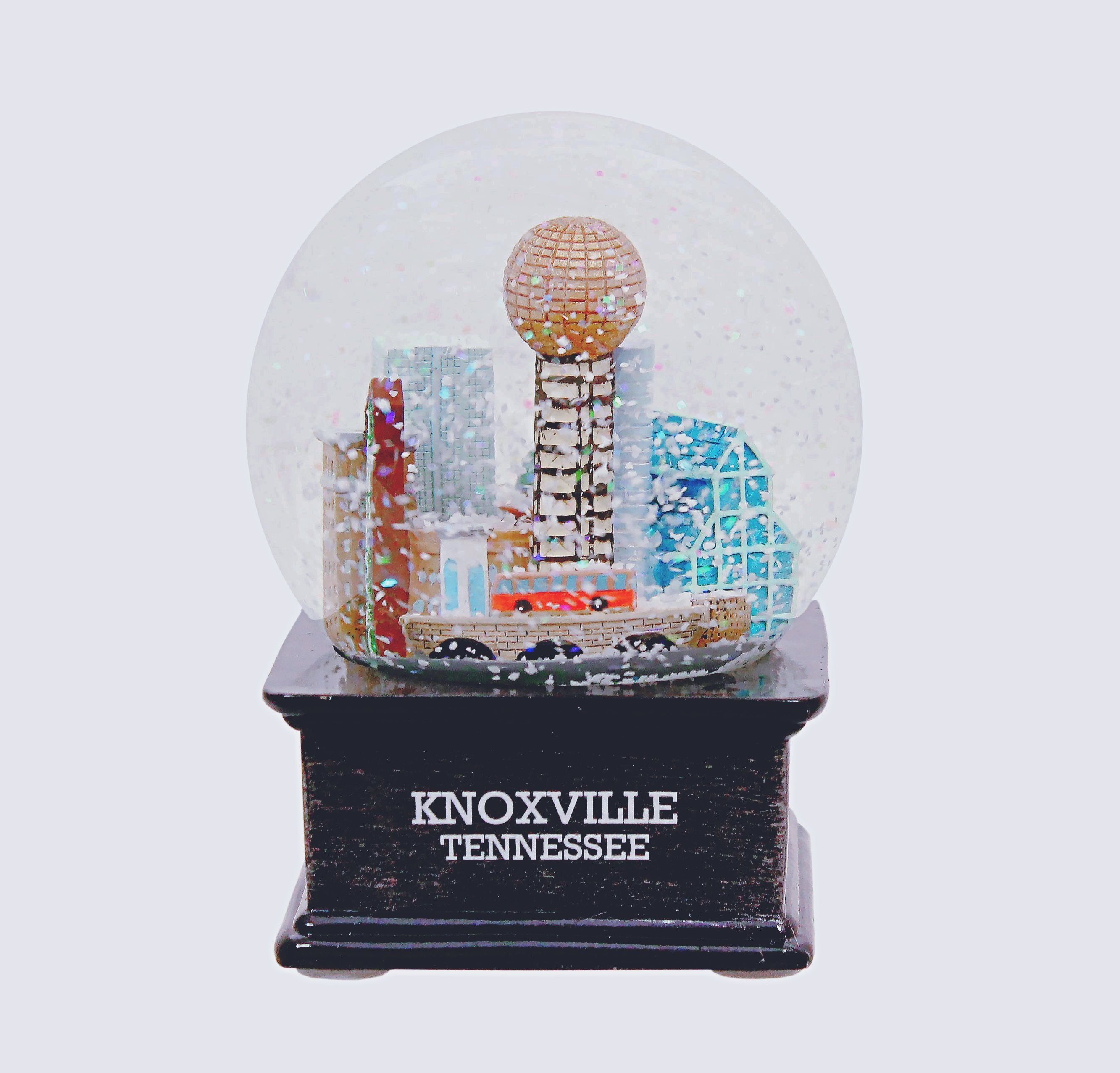 Collectible- Knoxville SnowGlobe