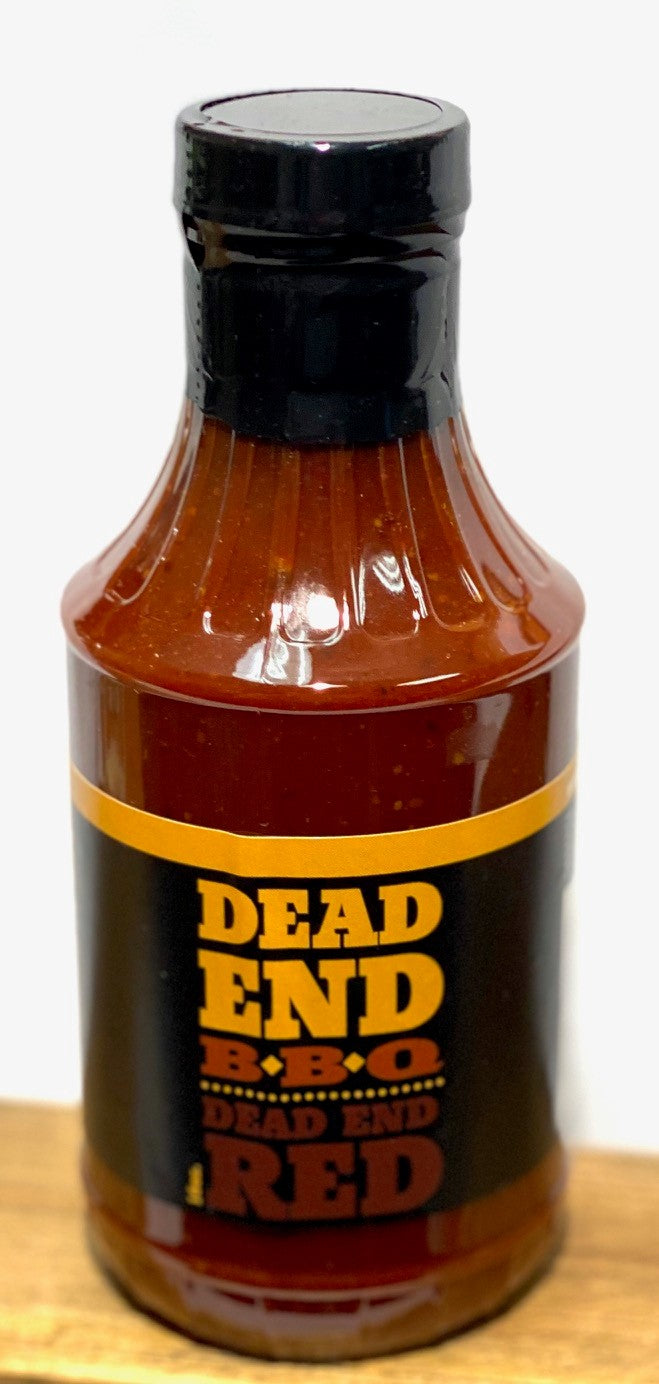Southern Flavor- Dead End BBQ Sauce