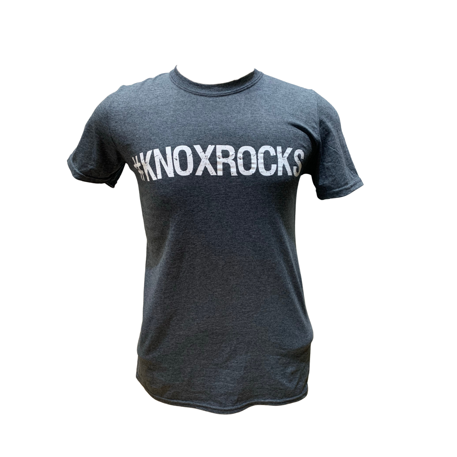 Grey #KNOXROCKS T-Shirt