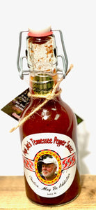 Papi Joe's Tennessee Pepper Sauce in a 9oz
