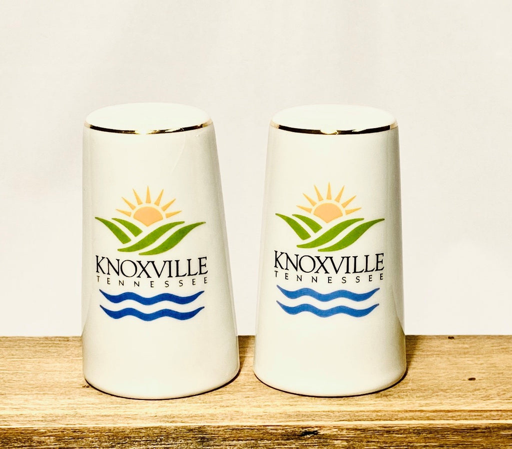Knoxville Salt and Pepper Shakers
