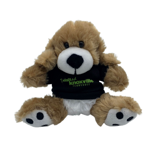 Visit Knoxville Stuffed Pup