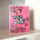 Burn Book Sticker Album