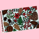 Winter Floral Kit in Standard Vertical Sizing