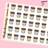 Haagen-Dazs Planner Stickers Ice Cream Planner Stickers