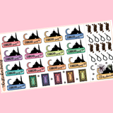 Ramadan Planner Stickers Countdown to Eid