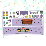 FRIENDS Kit for Erin Condren Vertical Life Planner