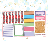 Spring Kit for Erin Condren Vertical Life Planner