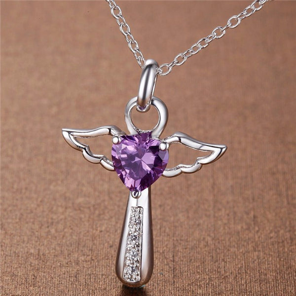 My Guardian Angel Necklace
