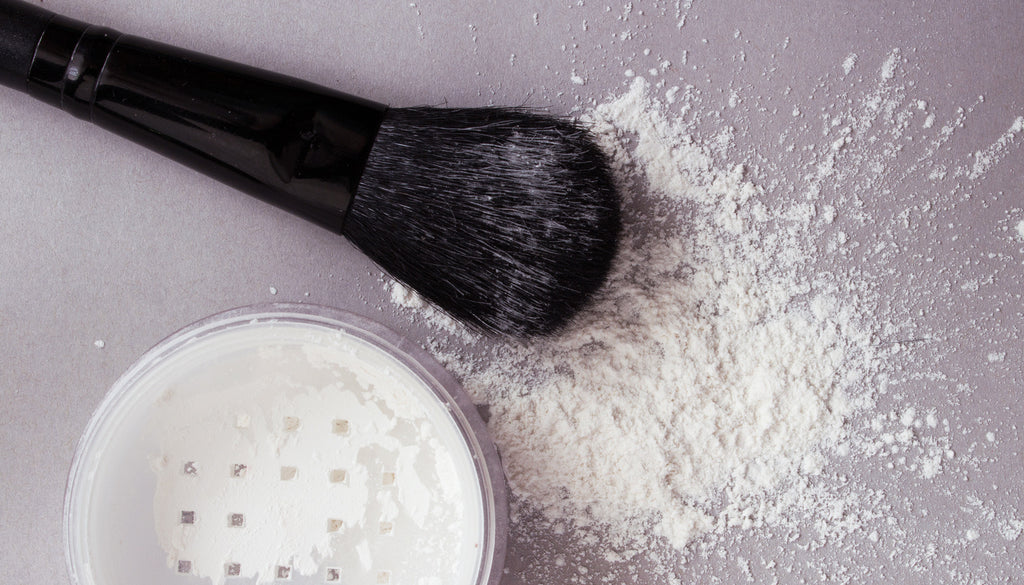 Makeup Hacks setting powders