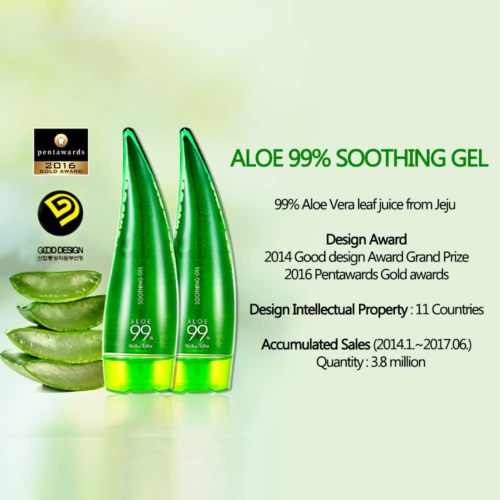 Aloe 99% Soothing Gel 250ml