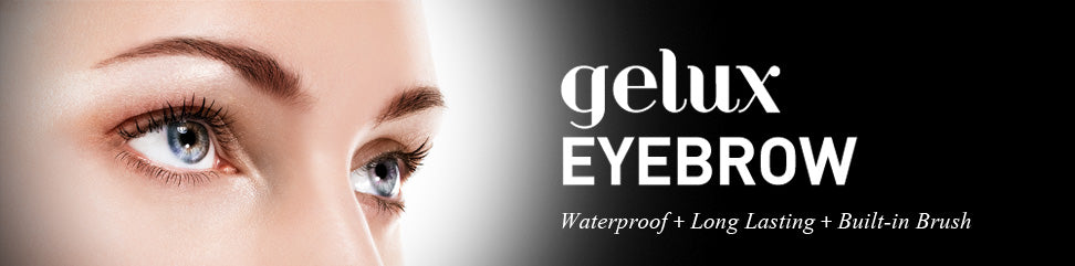""" /></strong></span></p> <p><span><strong>Waterproof Confidence. Rock your killer brows</strong></span></p> <p><span>Arch your brows to perfection with CAILYN Gelux Eyebrow. With innovative waterproof gel formula, the brows won"