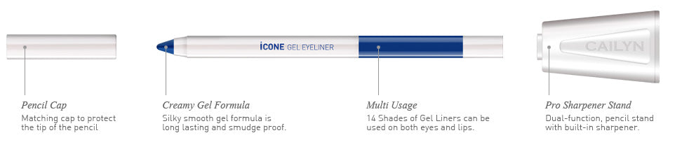 Cailyn iCone Gel Eyeliner