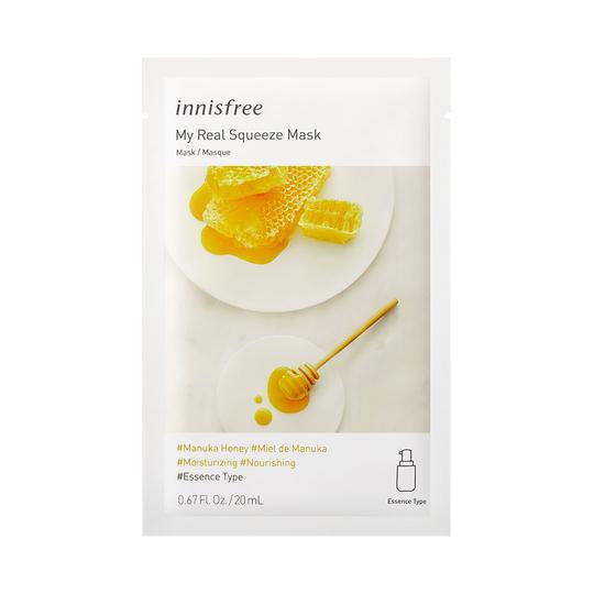 My Real Squeeze Mask - Manuka Honey / Moisturize