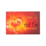 Hot Fire Eyeshadow Palette