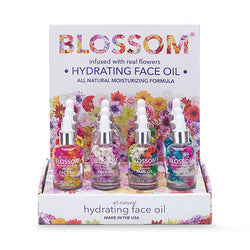 Blossom Hydrating Face Oil 12 Piece Display