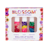3 Piece Gift Set - Mini Roll-On Lip Gloss