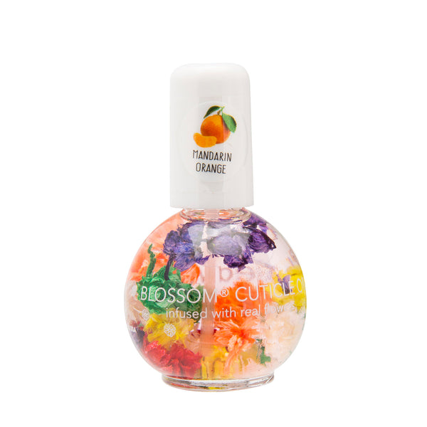 Blossom Scented Cuticle Oil - Orange