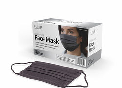 General Use Face Mask - Black, 50 pcs.