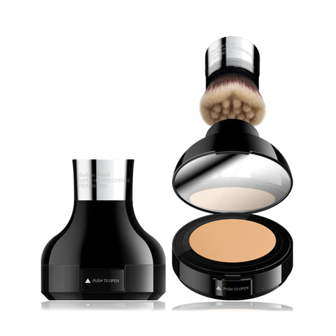 Built In Brush Super HD Pro Coverage Foundation