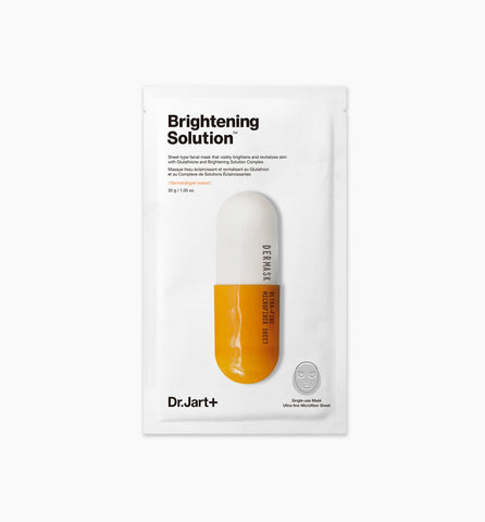 Dermask Micro Jet Brightening Solution 5sheets