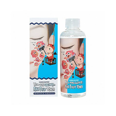 Milky Piggy Hell-Pore Clean Up AHA Fruit Toner