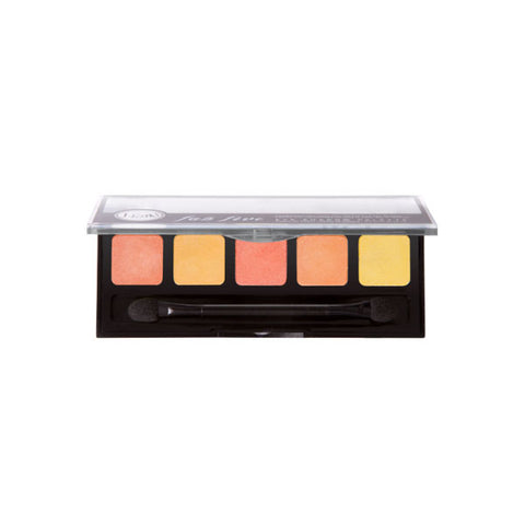 Fab Five Eye Shadow Palette - Beaming Sunrise
