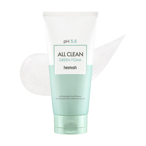 All Clean Green Foam Cleanser