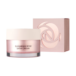Bulgarian Rose Satin Cream