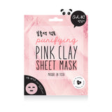 Pink Clay Sheet Mask
