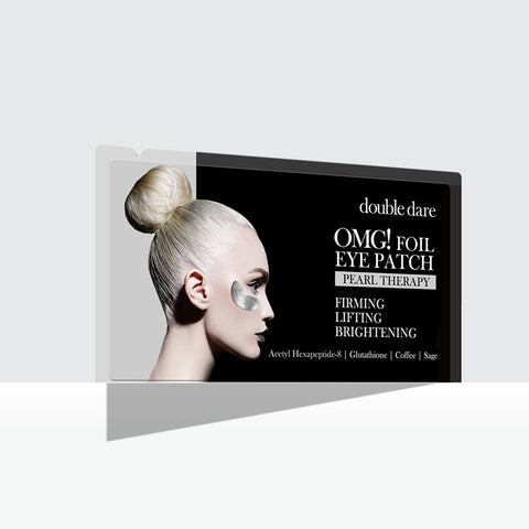 OMG! Foil Eye Patch - Pearl Therapy