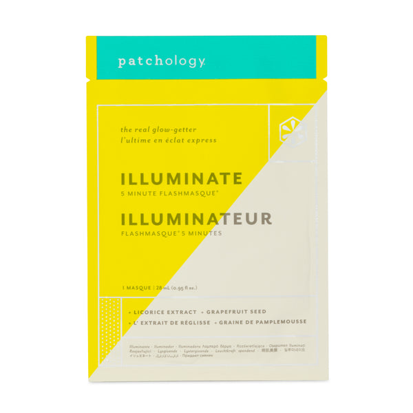 FlashMasque® Illuminate 5 Minute Sheet Mask
