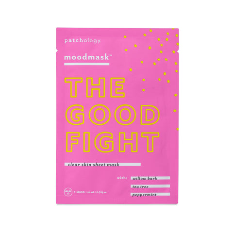 moodmask™ - The Good Fight