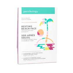 Resting Beach Face Kit