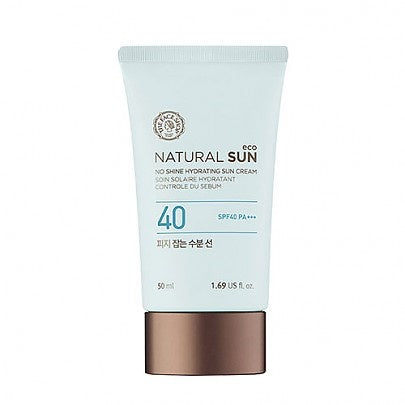Natural Sun Eco - No Shine Hydrating Sun Cream