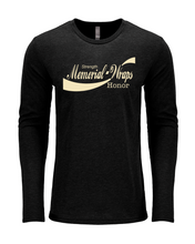 Tri-Blend Long Sleeve Memorial Wraps