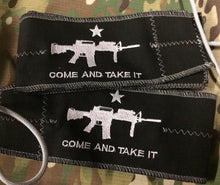 """COME AND TAKE IT"": Control Your Gun Control Wrist Wrap"
