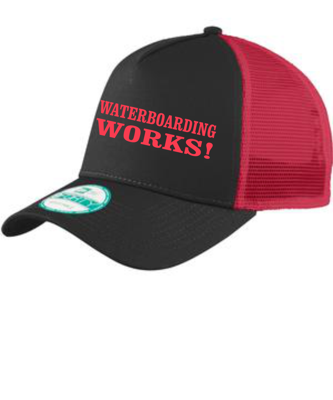 Waterboarding Works Snapback